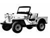 1953 Jeep CJ3 (c) Jeep