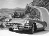 1961 Chevrolet Corvette (c) Chevrolet