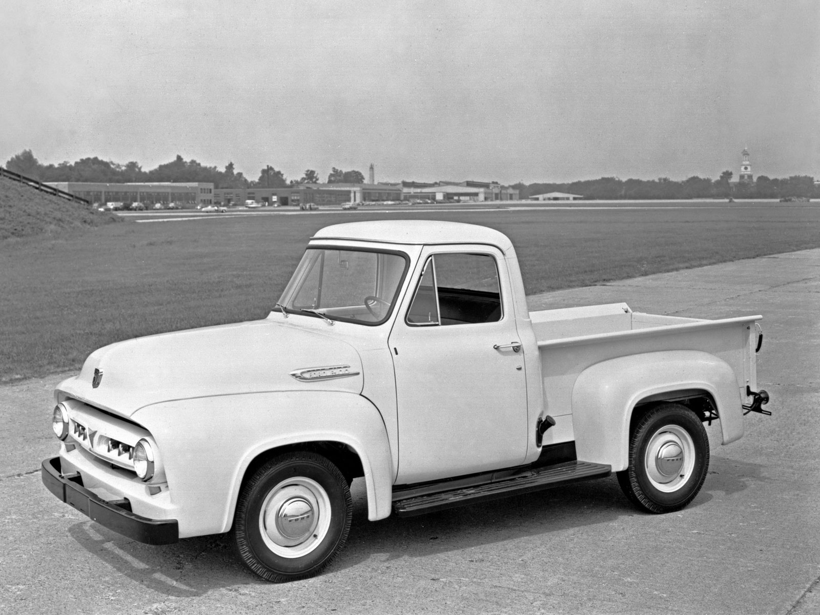 1953 – 1956 Ford F-Series