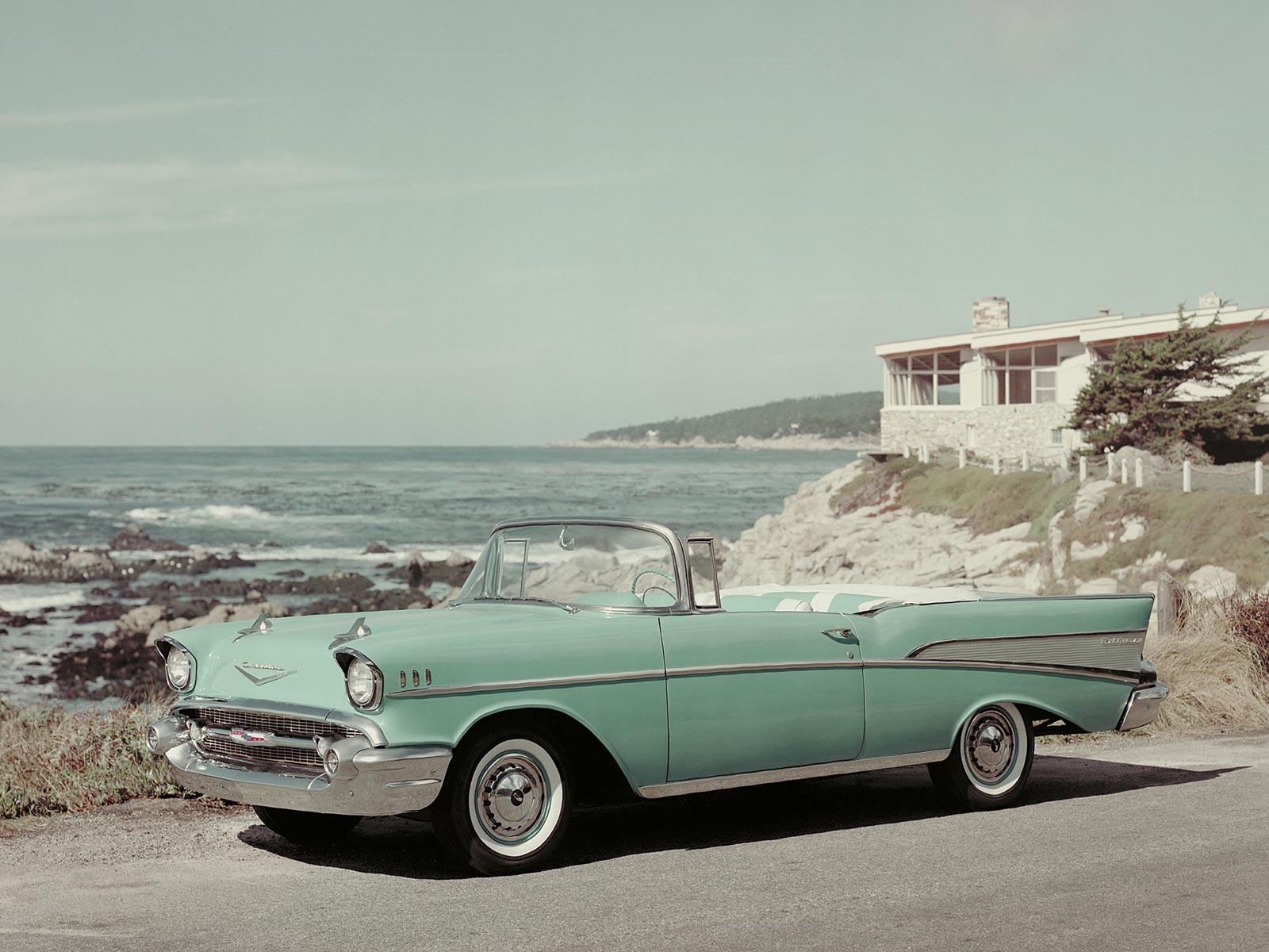 1957 Chevrolet Bel Air Cabrio (c) Chevrolet