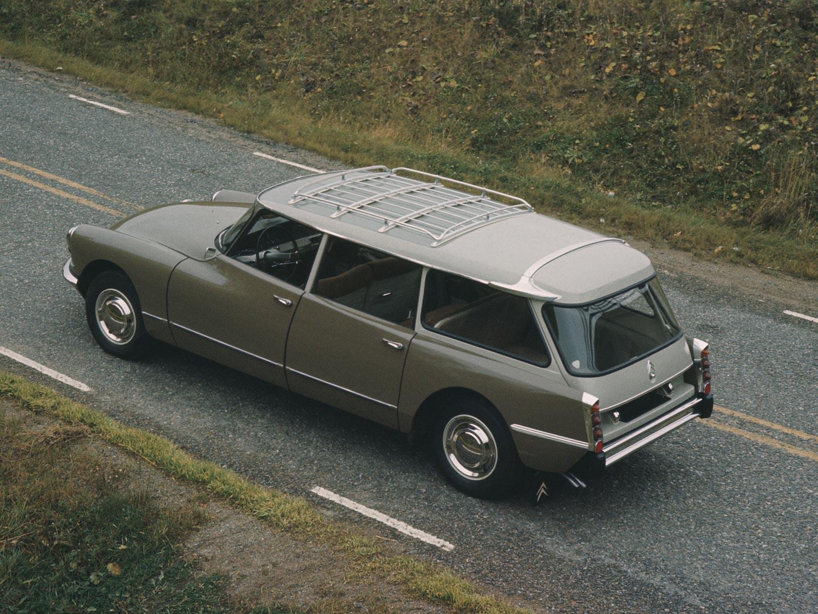 1958 1975 citroen ds id break familiale autoguru. Black Bedroom Furniture Sets. Home Design Ideas