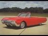 1962 Ford Thunderbird (c) Ford