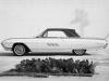1963 Ford Thunderbird (c) Ford