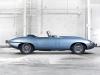 1961 Jaguar E-Type Cabrio (c) Jaguar