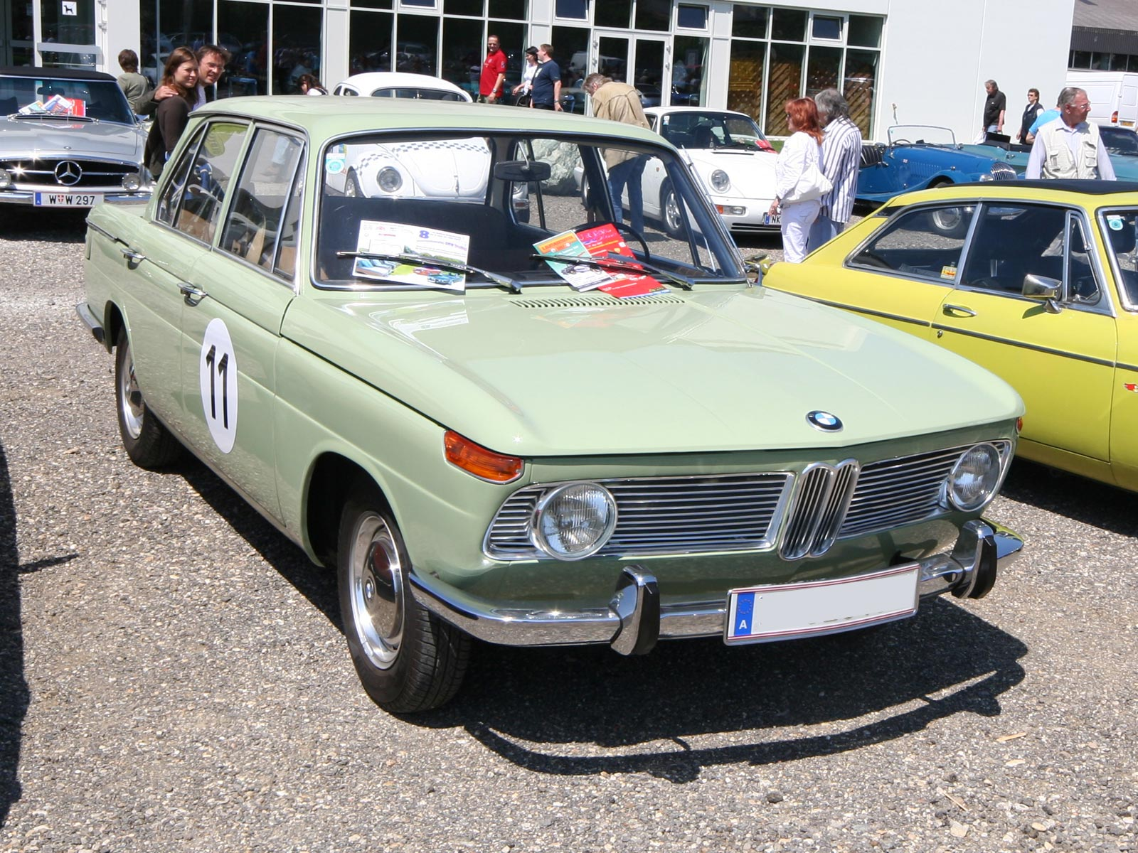 1962 BMW 1800 related infomation,specifications - WeiLi Automotive ...