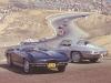 1963 Chevrolet Corvette & Corvette Cabrio (c) Chevrolet