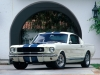 1965 Ford Mustang Shelby GT350 (c) Ford