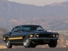1969 Ford Mustang Mach 1 (c) Ford