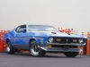 1971 Ford Mustang Boss 351 (c) Ford