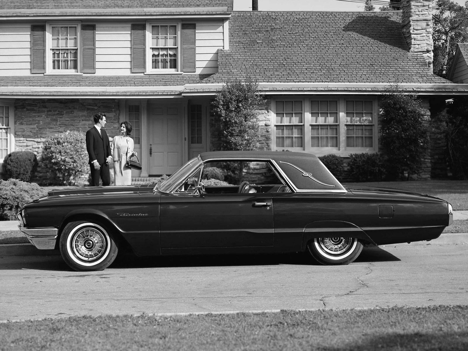 1964 Ford Thunderbird (c) Ford