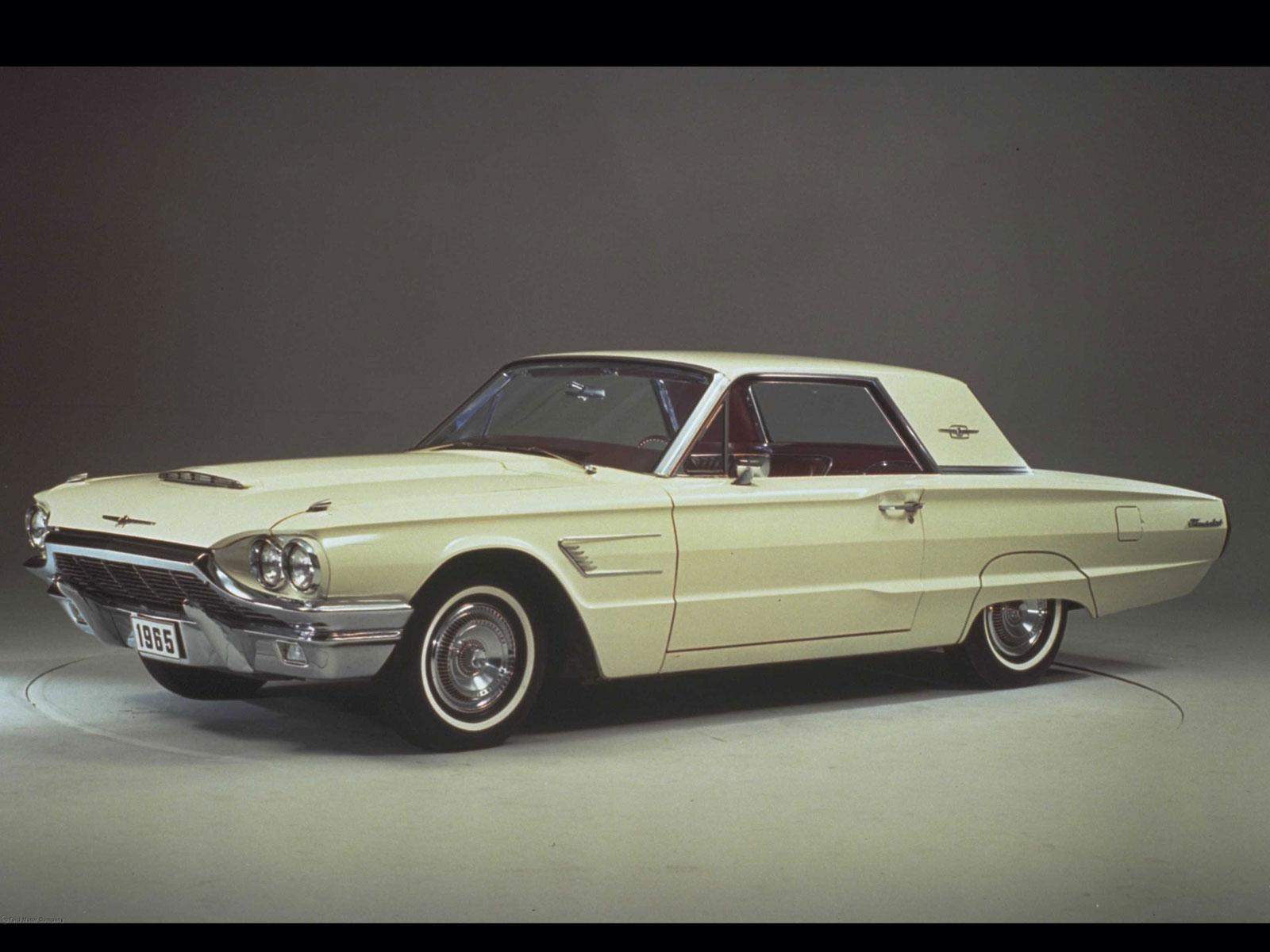 1965 Ford Thunderbird (c) Ford