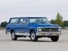 1972 Chevrolet Suburban (c) Chevrolet