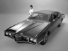 1970 Ford Thunderbird (c) Ford