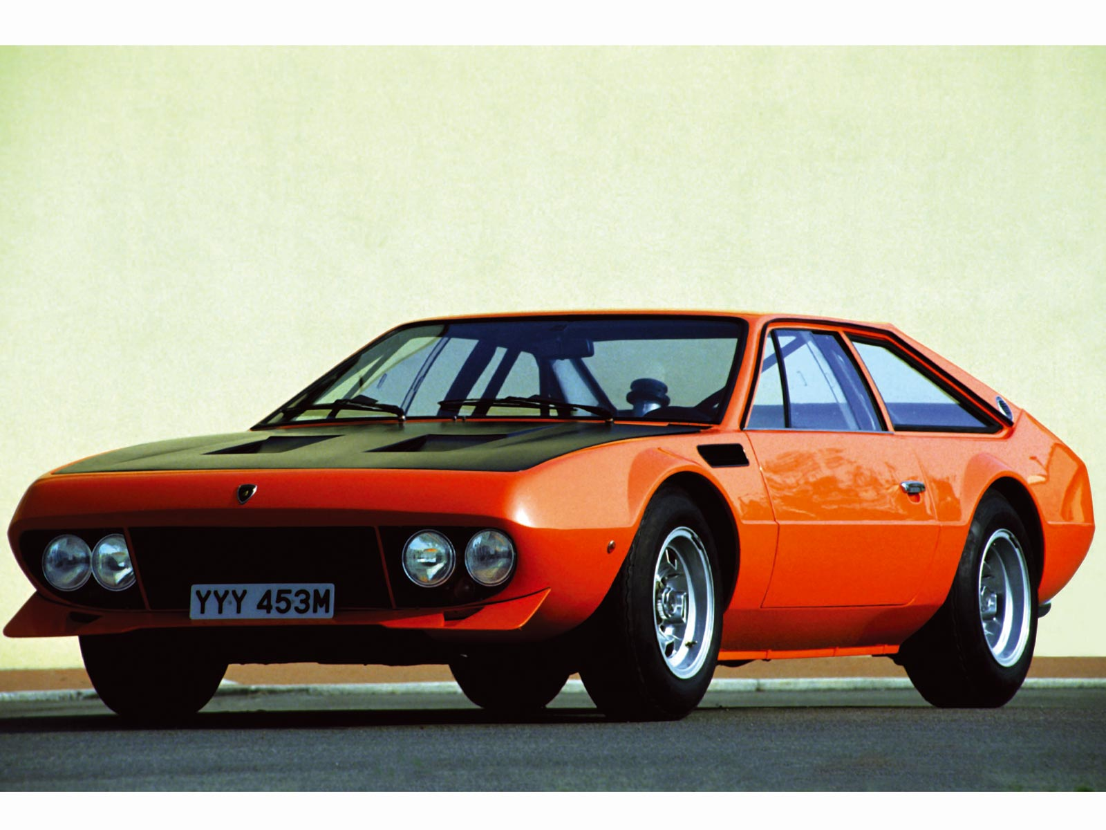 1970 Lamborghini Jarama Related Infomation Specifications
