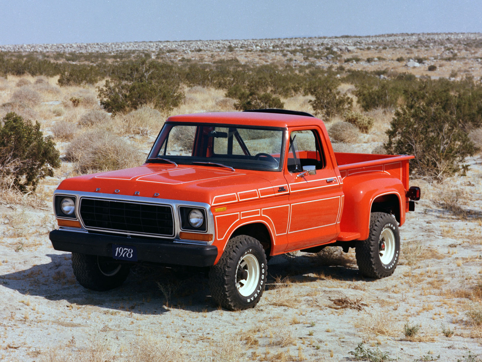 1973 – 1979 Ford F-Series