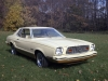 1976 Ford Mustang (c) Ford