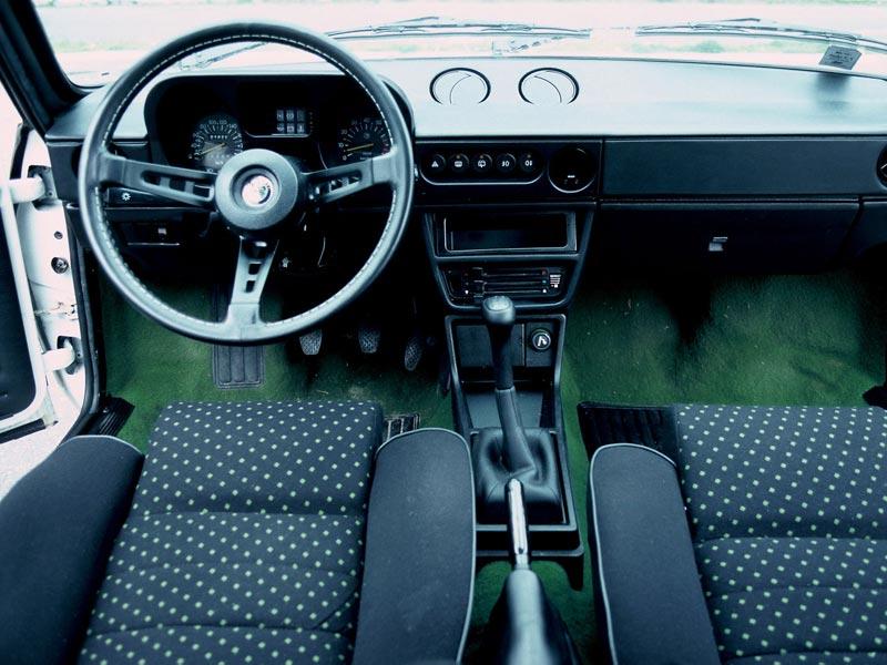 1983 Alfa Romeo Alfasud Sprint (c) Alfa Romeo