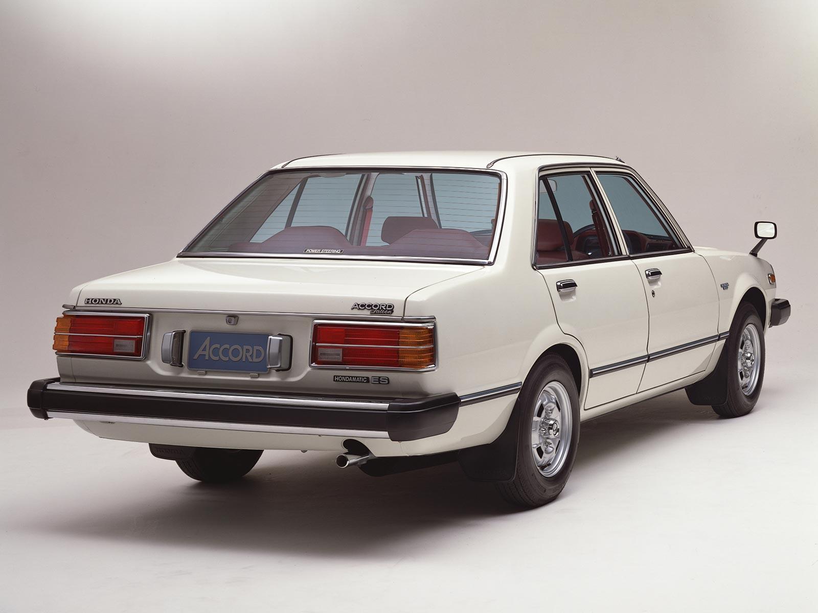 1976 honda accord sedan