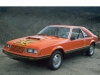 1981 Ford Mustang (c) Ford