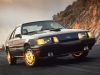 1986 Ford Mustang (c) Ford