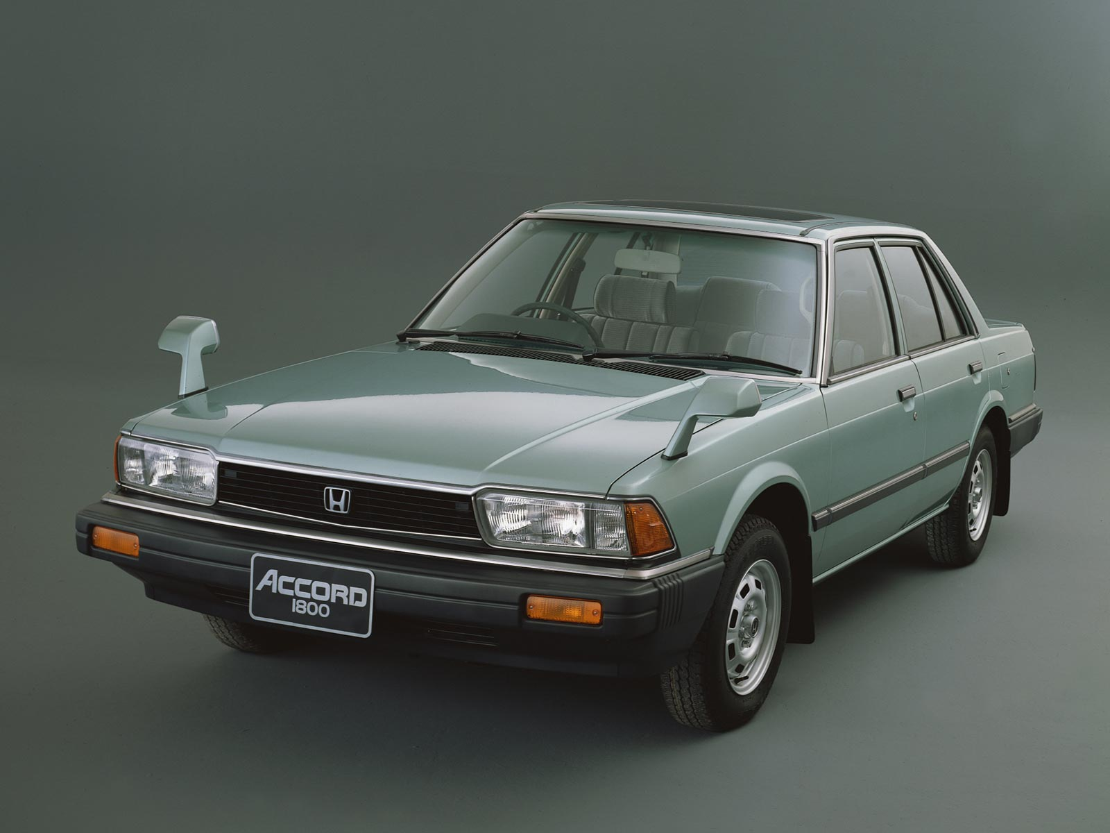 1981 Honda Accord Saloon 1600 Ex Related Infomation Specifications Weili Automotive Network