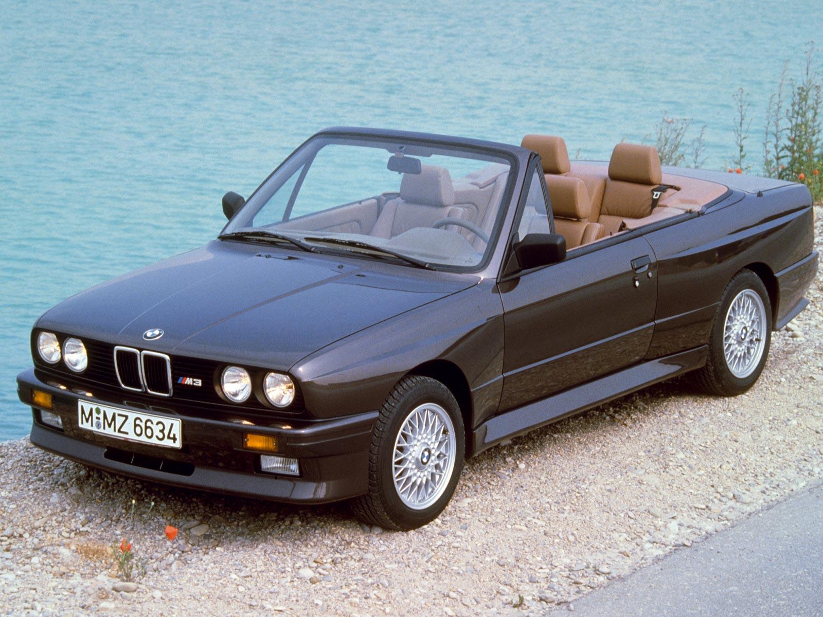 1985 1993 bmw 3er cabrio e30 autoguru. Black Bedroom Furniture Sets. Home Design Ideas