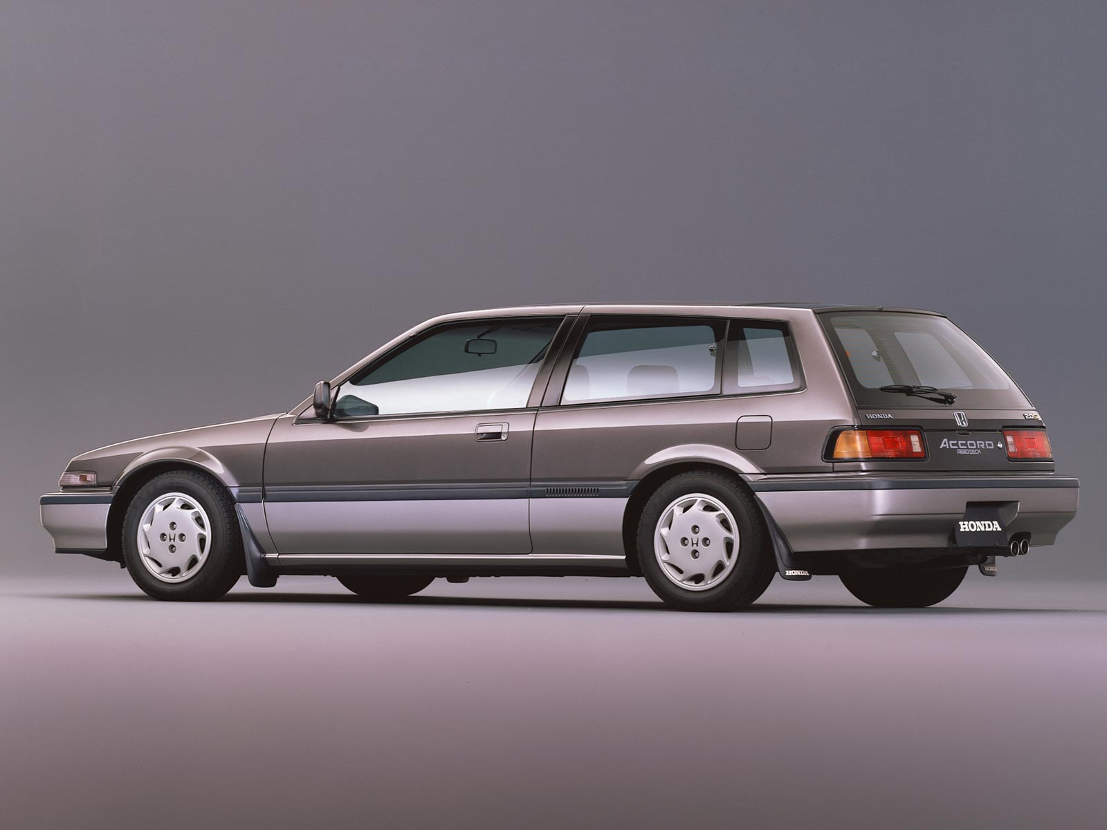 1985 Honda Accord Aerodeck related infomation,specifications - WeiLi