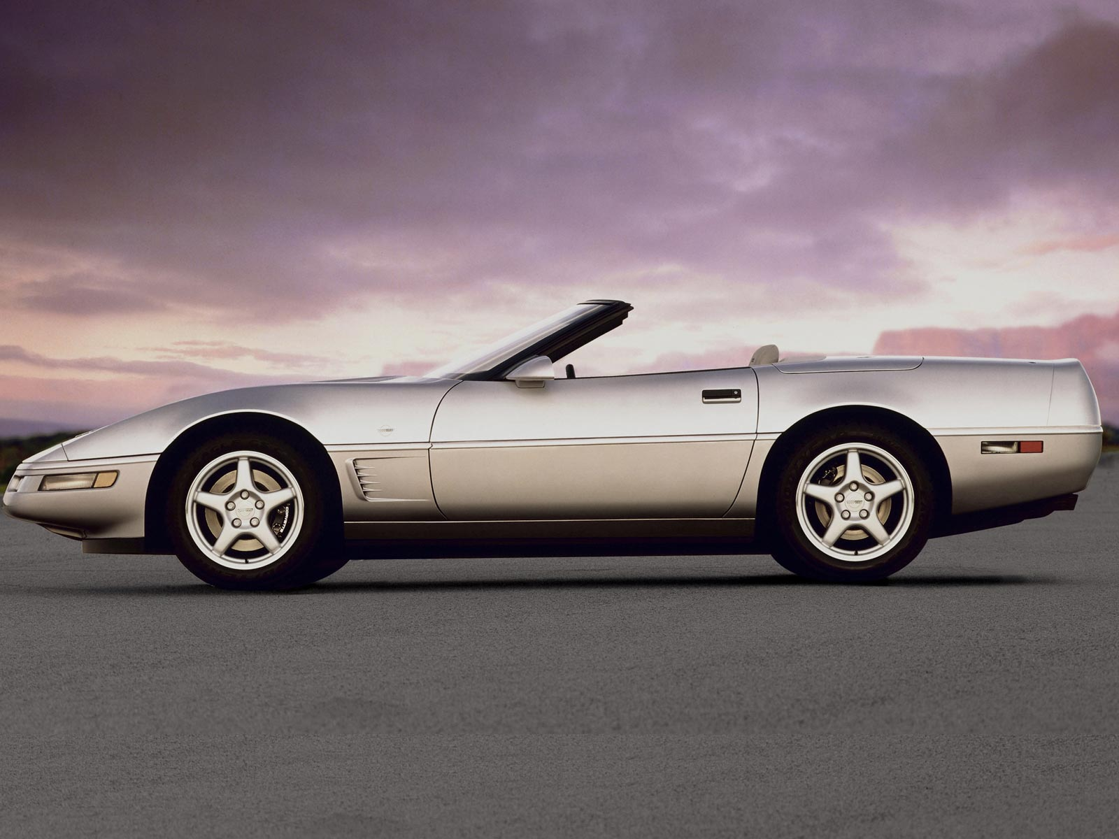 1996 Chevrolet Corvette Cabrio (c) Chevrolet