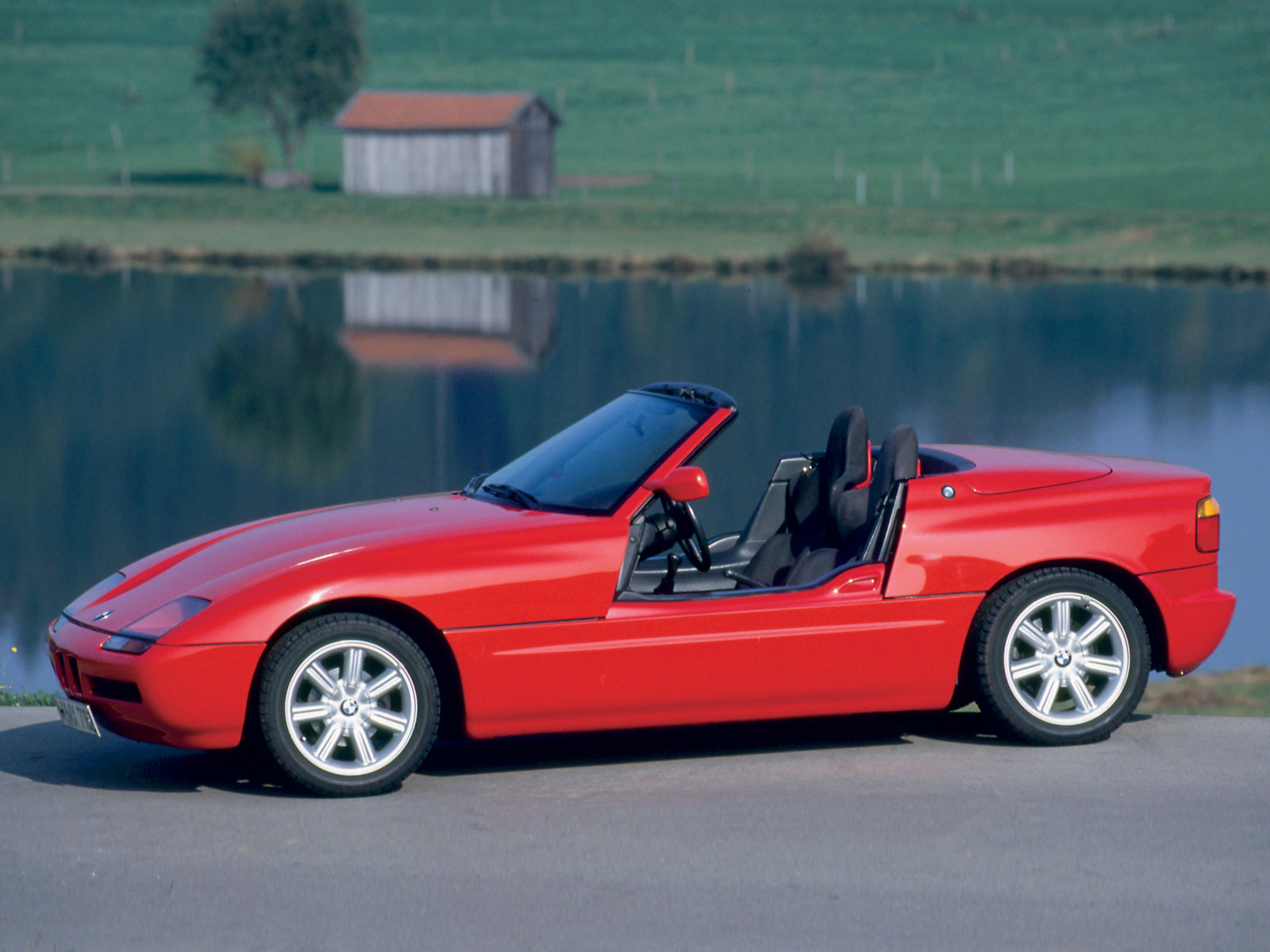 1989 1991 bmw z1 autoguru. Black Bedroom Furniture Sets. Home Design Ideas