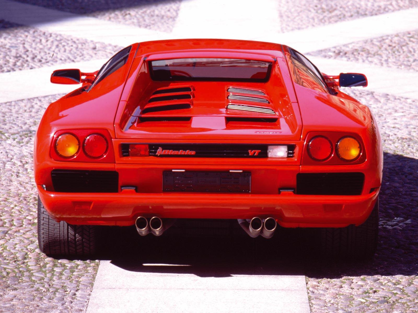 1990 2001 Lamborghini Diablo Autoguru Katalog At