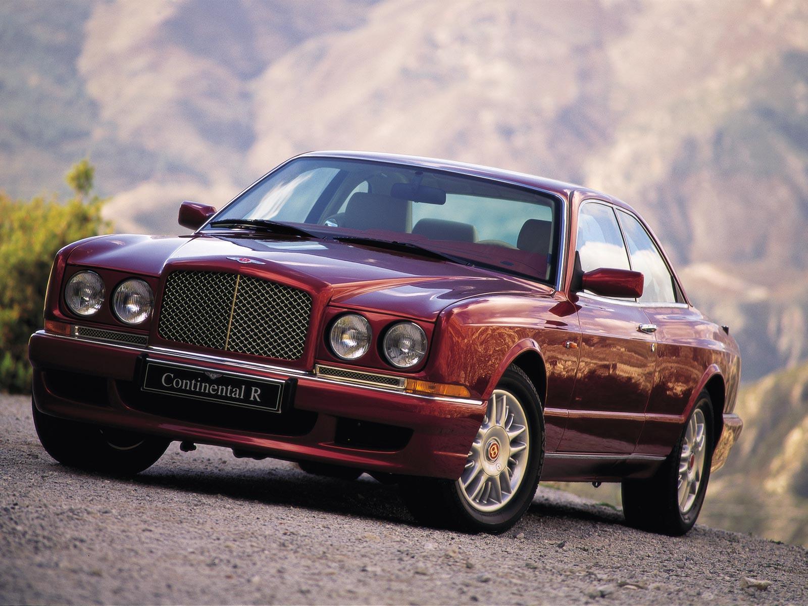 1991 Bentley Continental R (c) Bentley