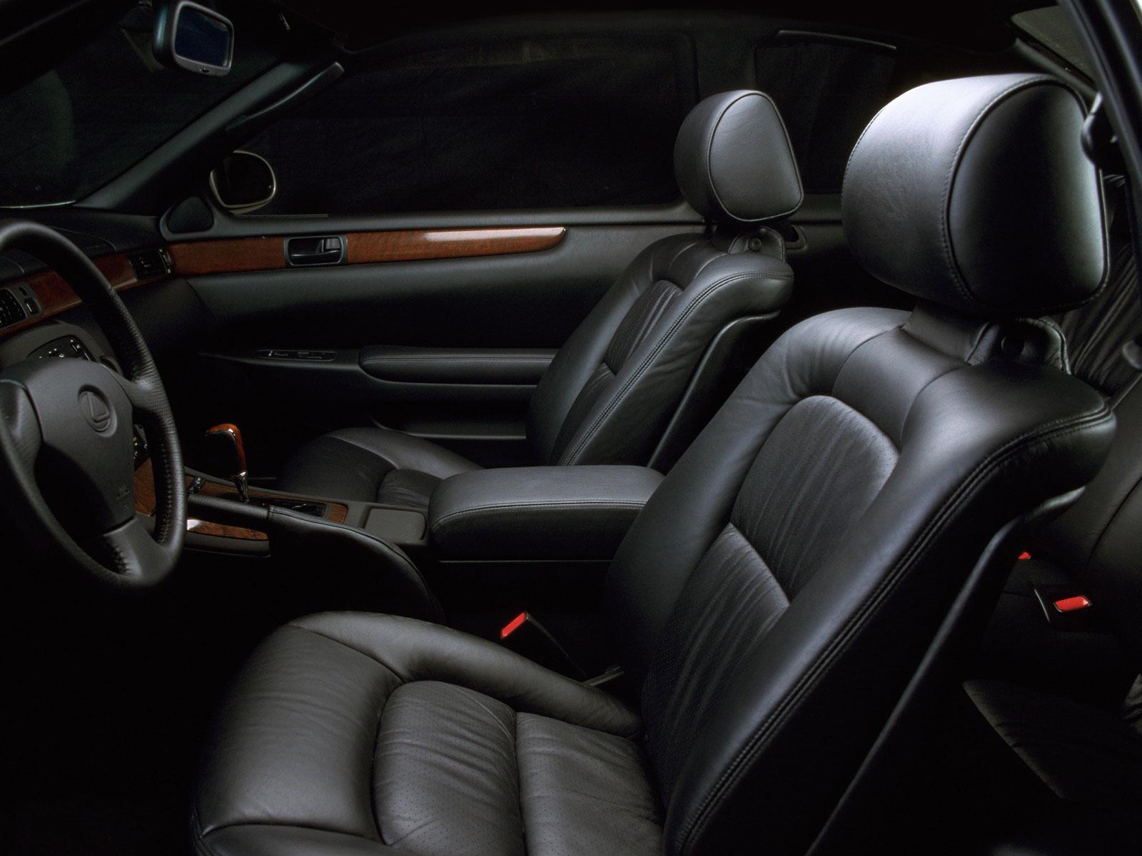 1992 2001 Lexus Sc Super Coupe 400 C