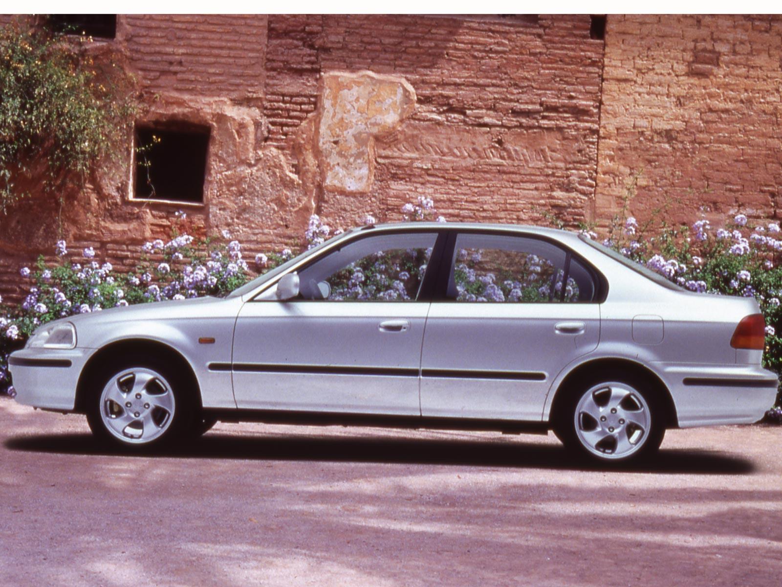1996 Honda Civic Limosuine (c) Honda