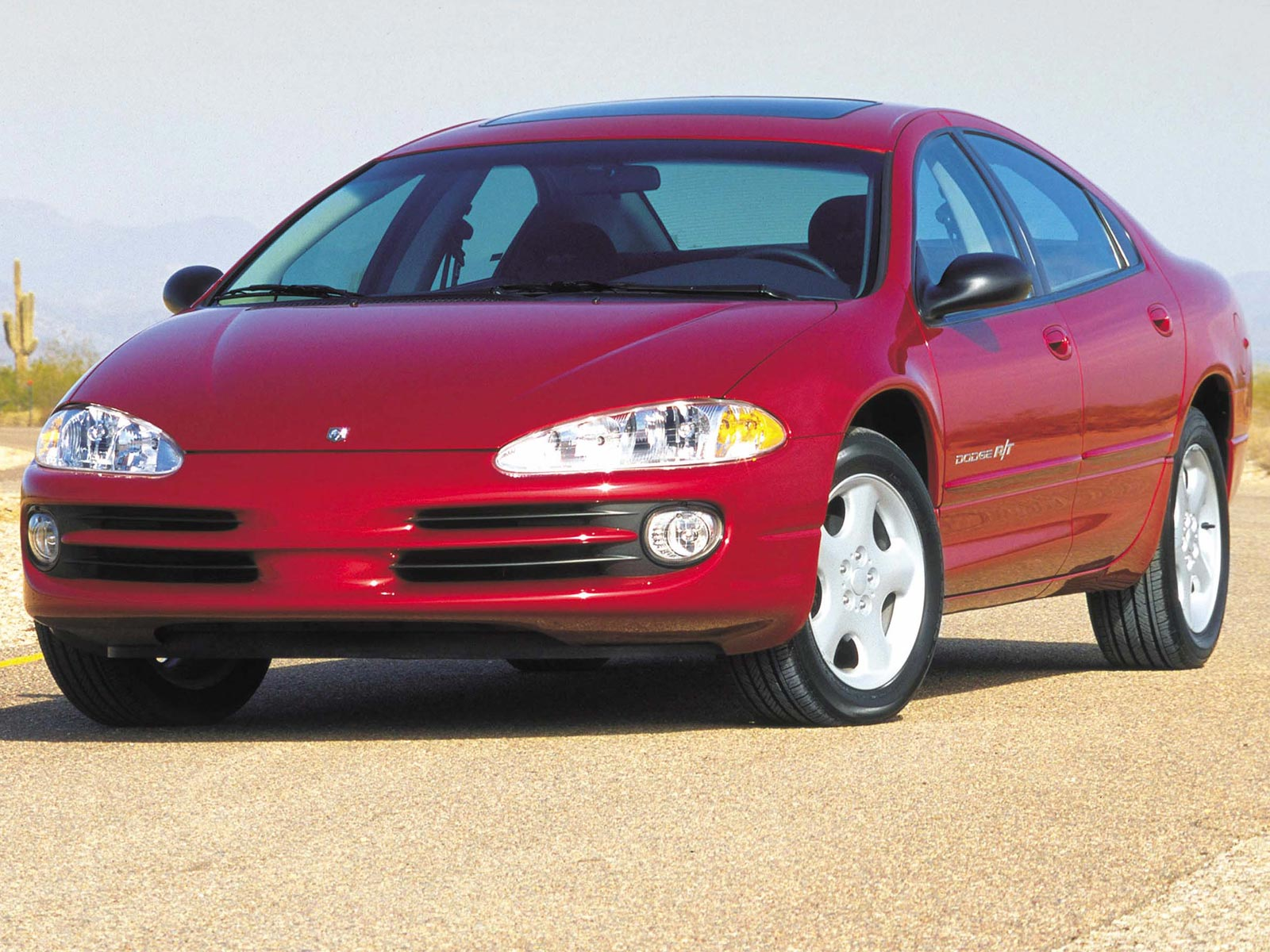 2000 Dodge Intrepid (c) Dodge