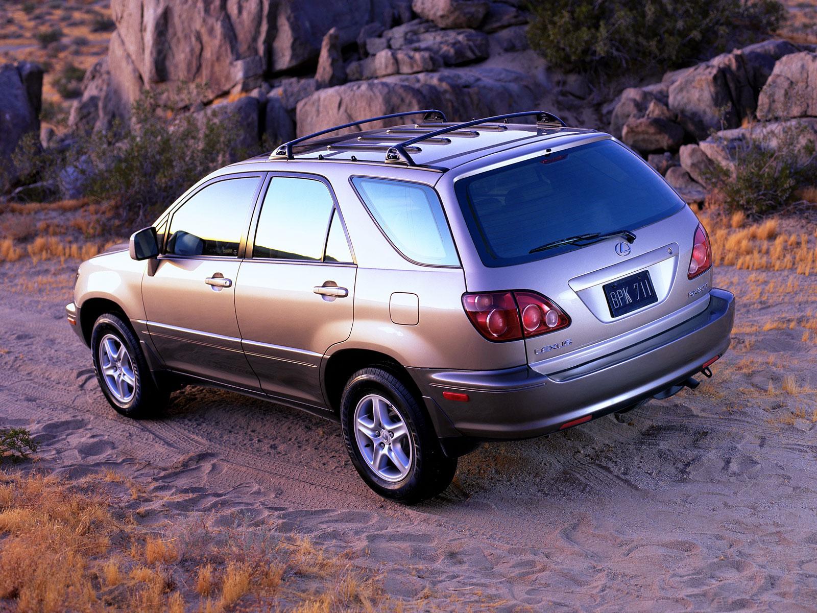 1998 Lexus RX (c) Lexus
