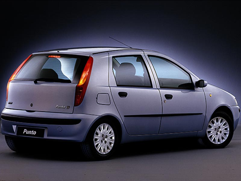 1999 fiat punto autoguru. Black Bedroom Furniture Sets. Home Design Ideas