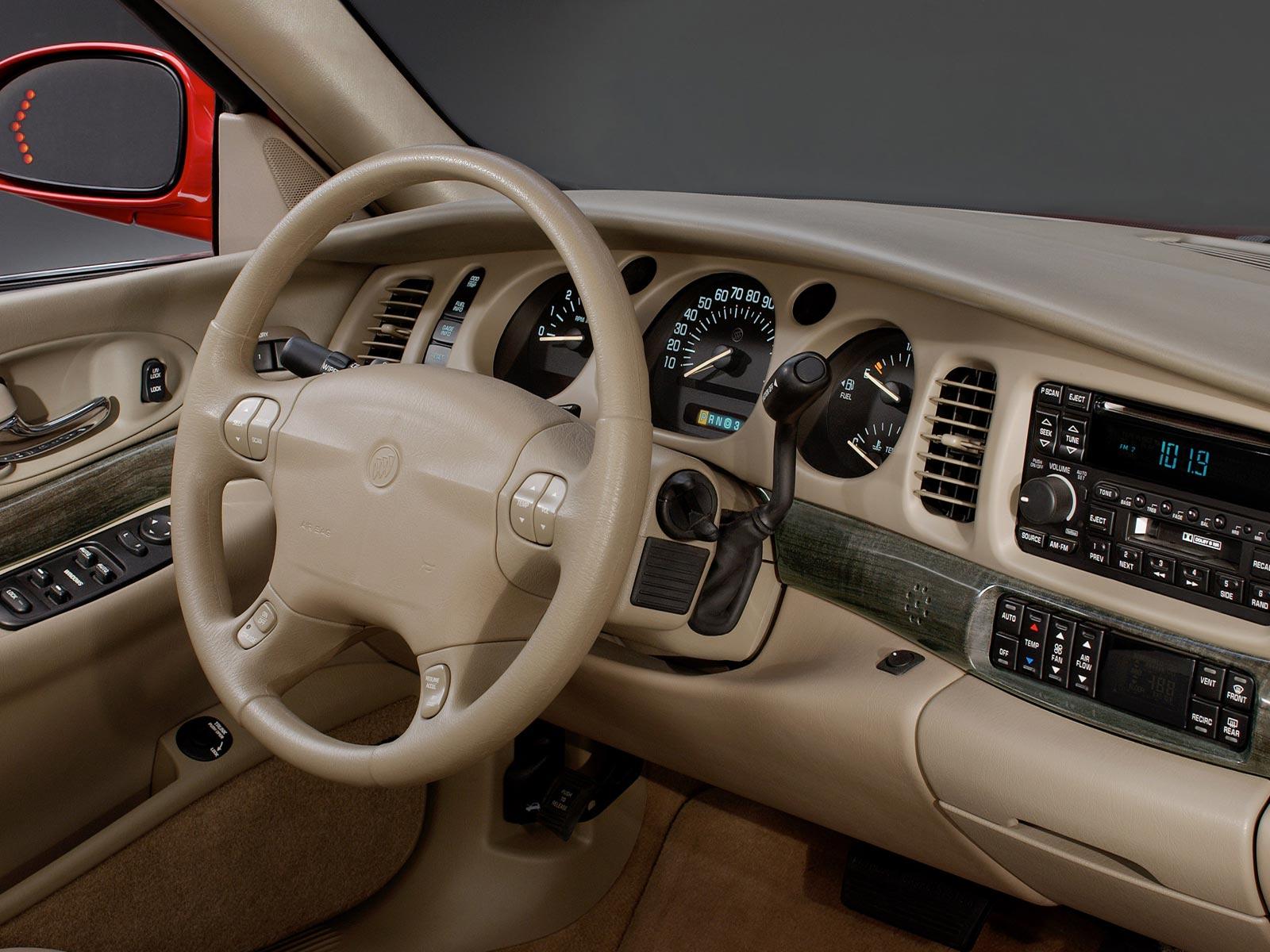 Lesabre on 2000 Buick Lesabre Custom