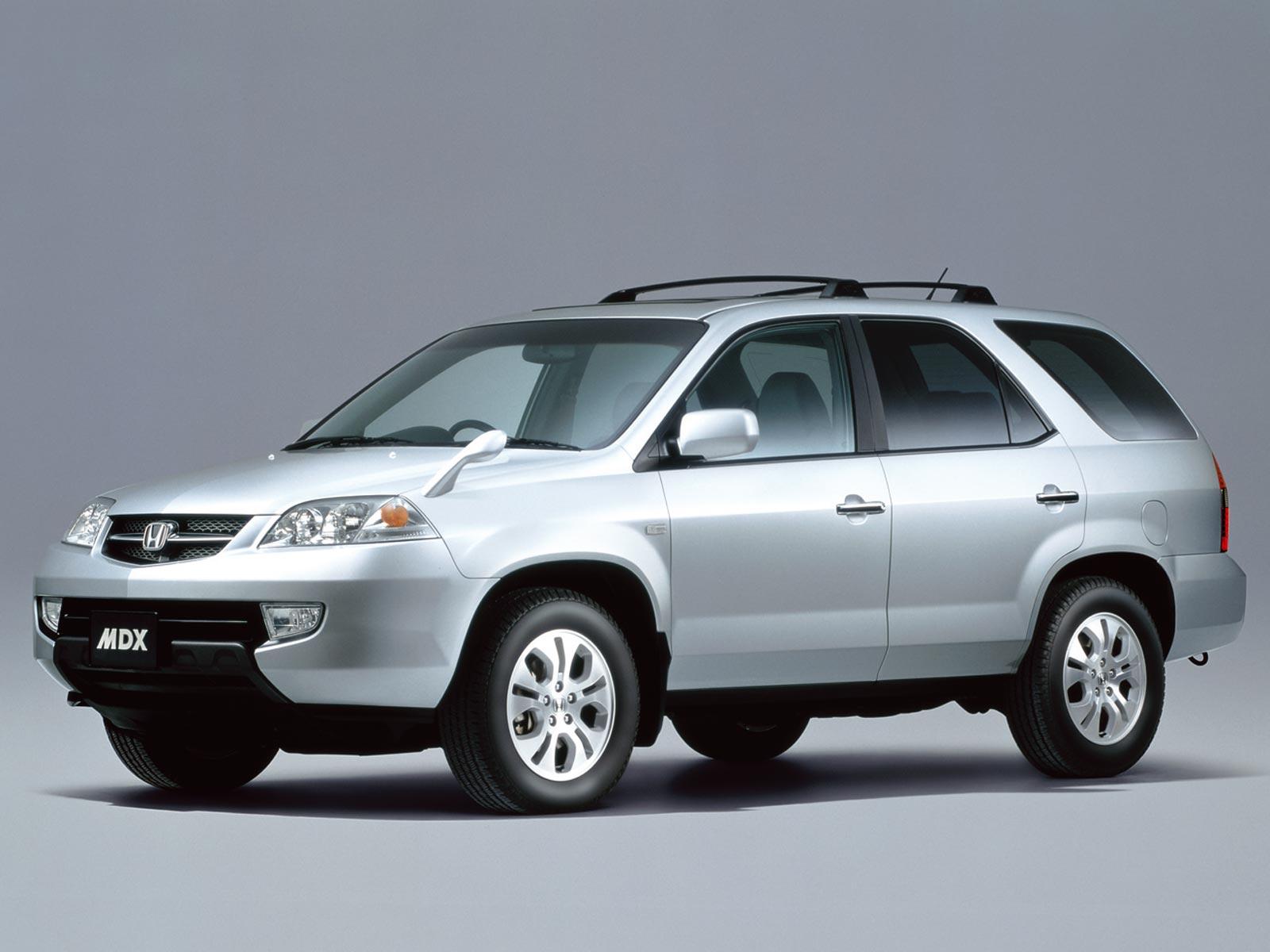 2003 Honda MDX (c) Honda