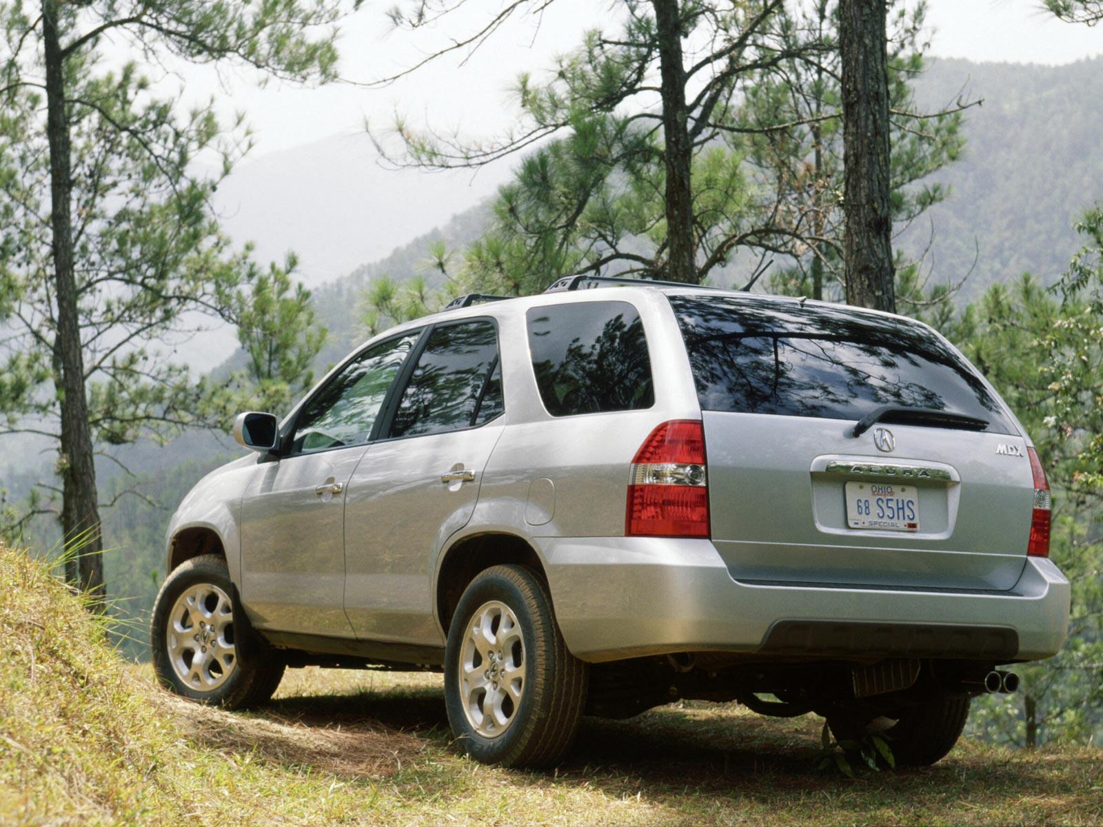 2001 – 2006 Acura MDX
