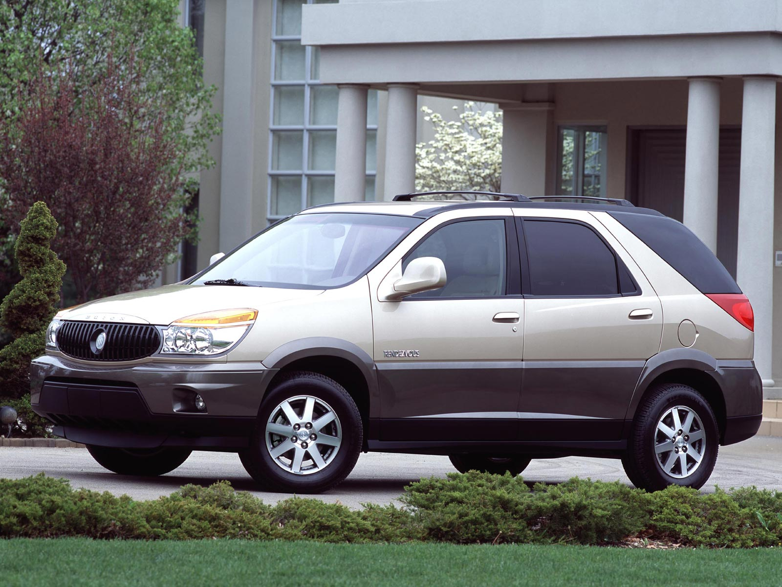 2000 Buick Rendezvous Related Infomation Specifications