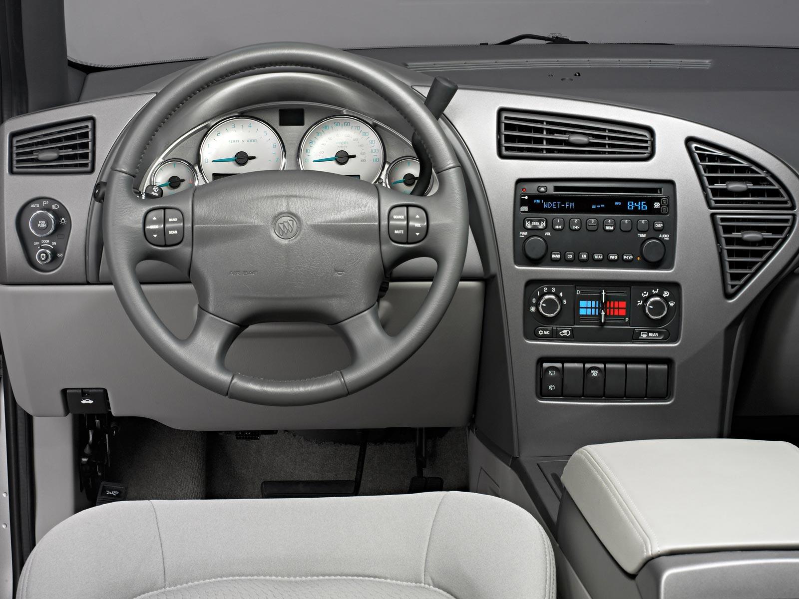 2001 2007 Buick Rendezvous Autoguru Katalog At