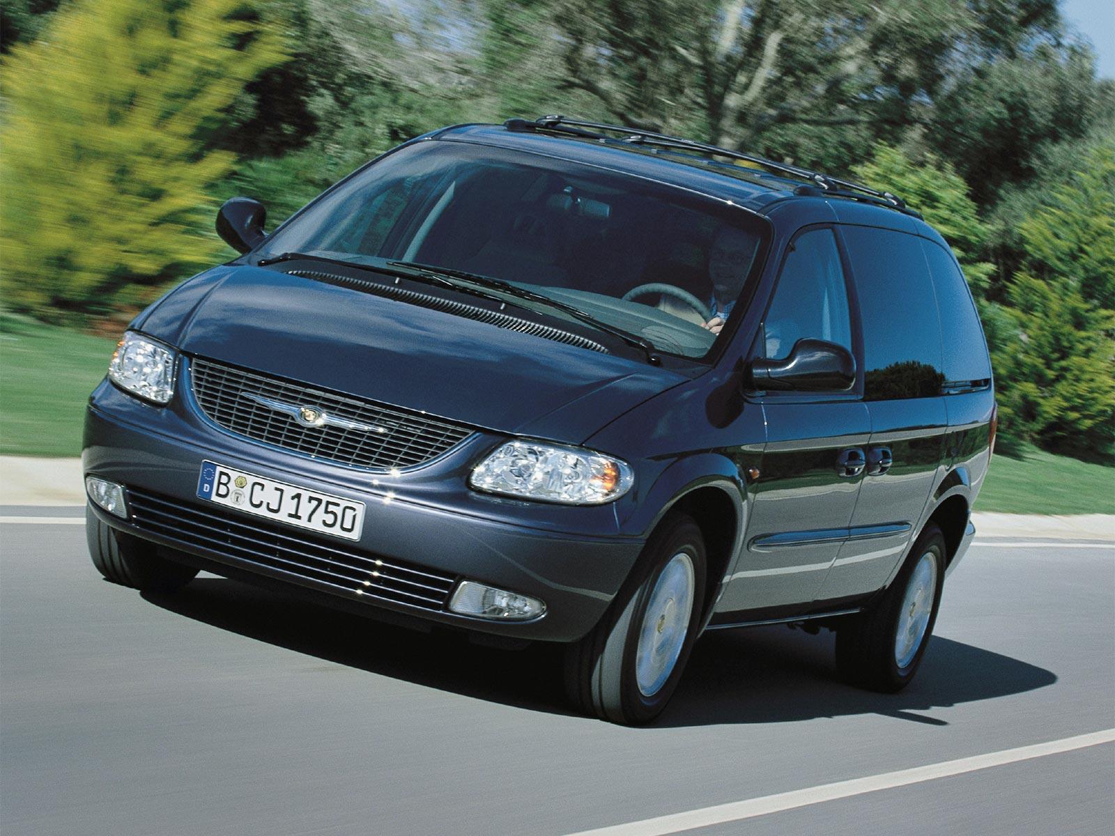 2001  U2013 2007 Chrysler Voyager    Grand Voyager