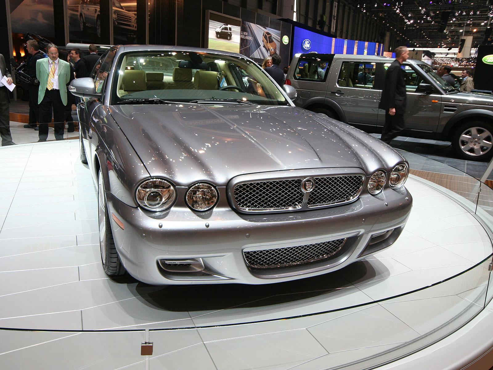 2007 Jaguar XJ (c) Stefan Gruber