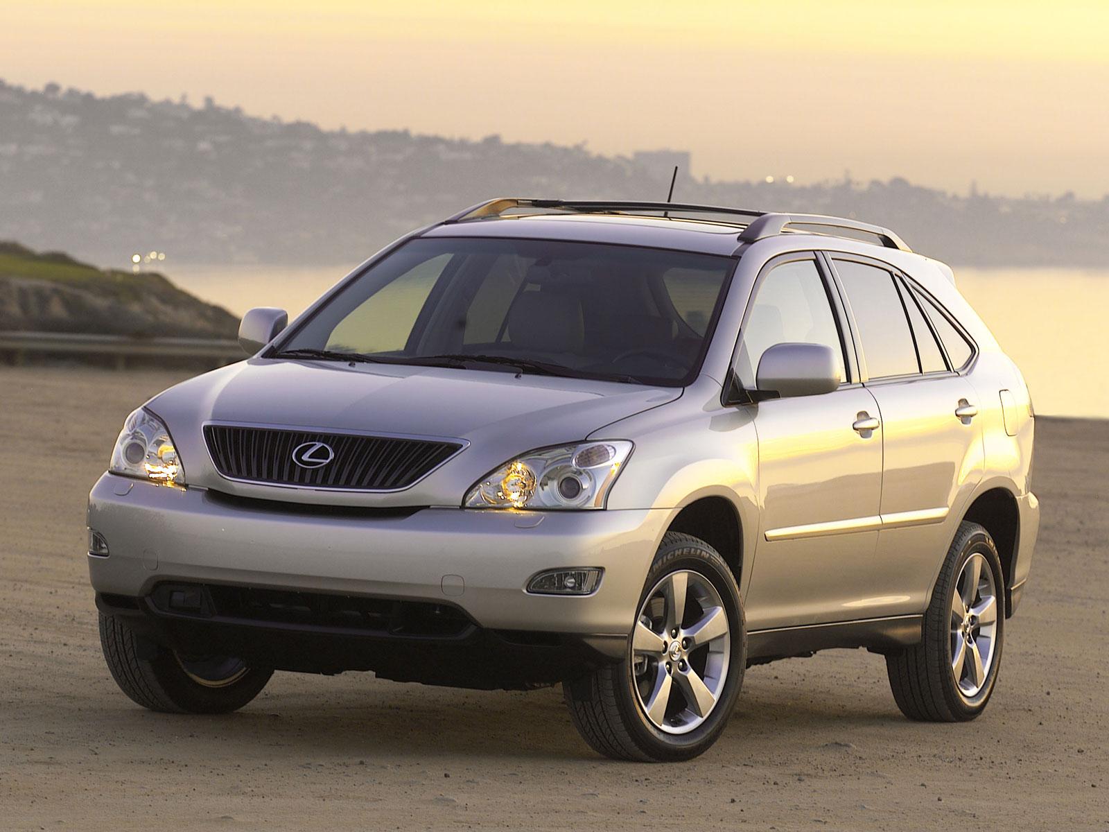 2004 Lexus RX (c) Lexus
