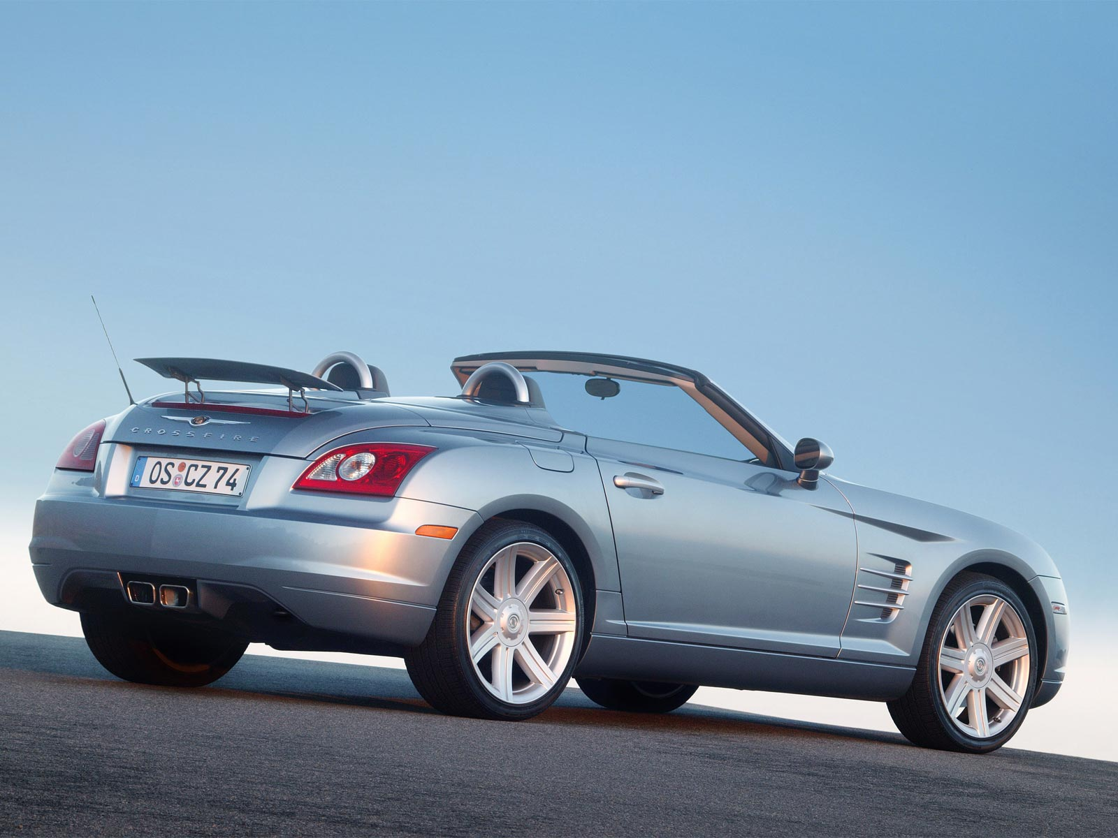 2004 2007 chrysler crossfire cabrio autoguru. Black Bedroom Furniture Sets. Home Design Ideas