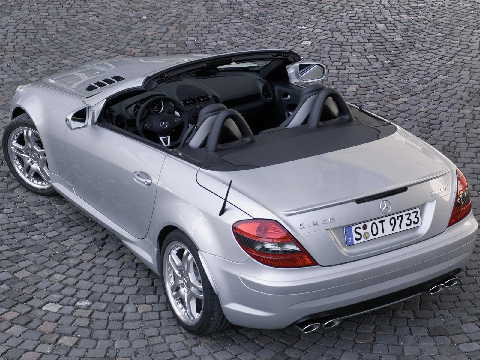 2004 2010 mercedes slk baureihe r171 autoguru. Black Bedroom Furniture Sets. Home Design Ideas