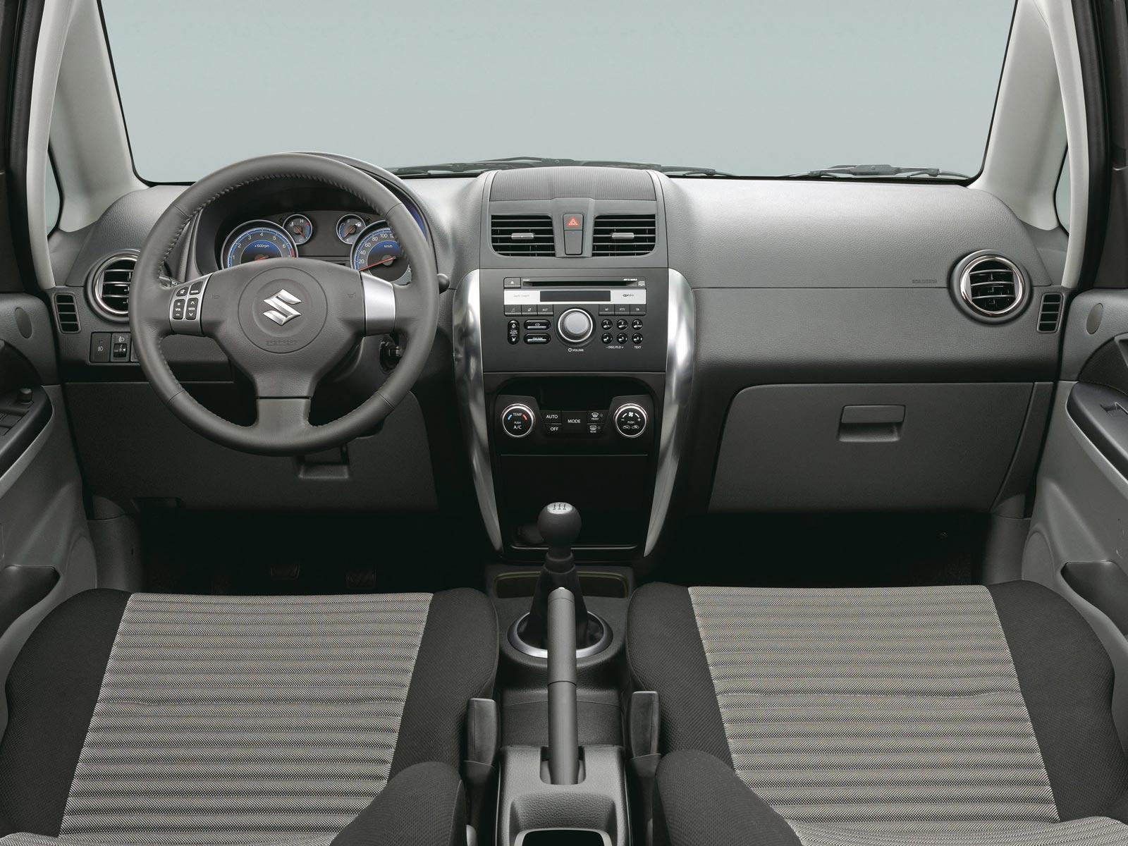 2006 Suzuki SX4 (c) Suzuki