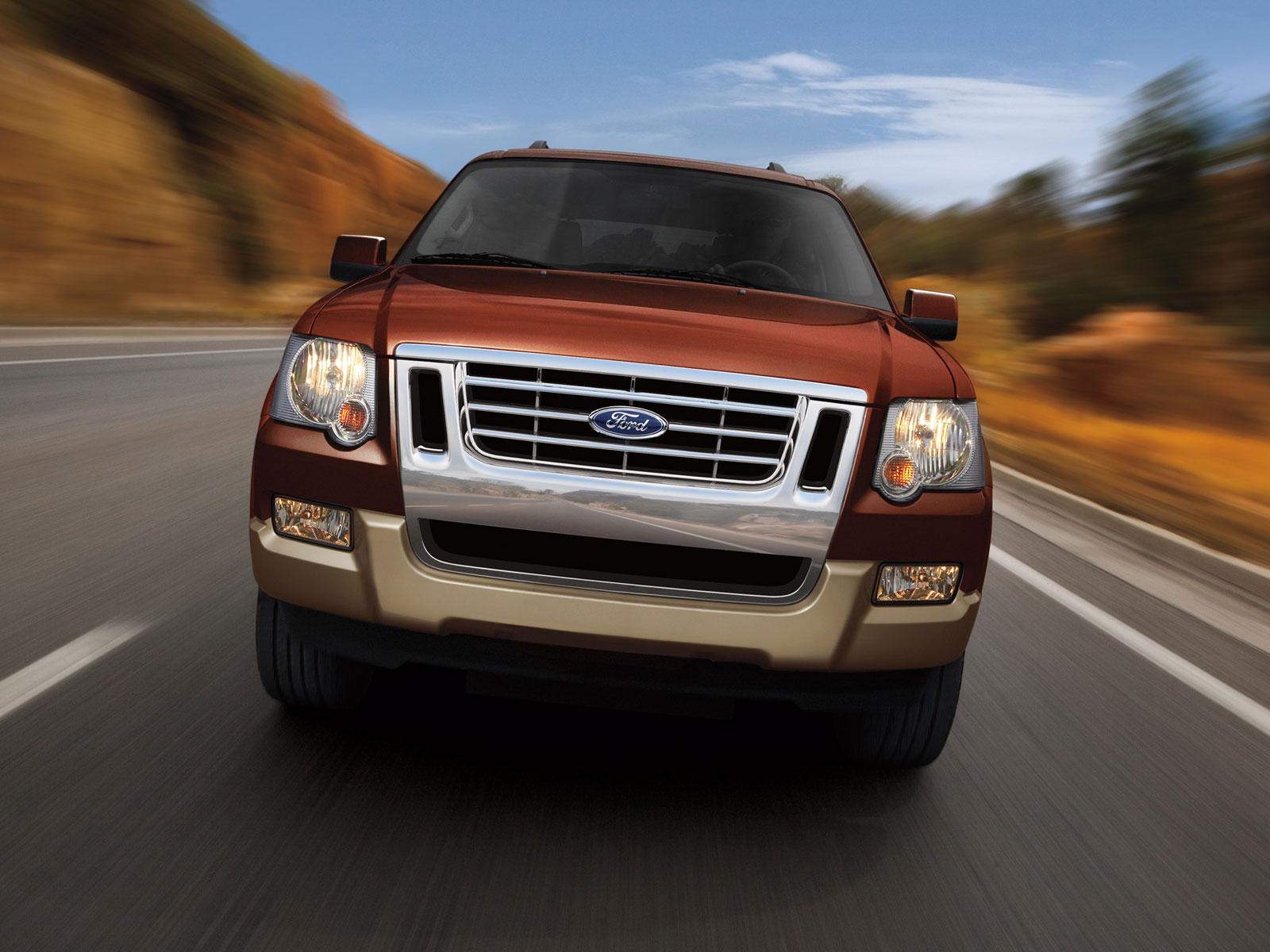 2010 Ford Explorer (c) Ford