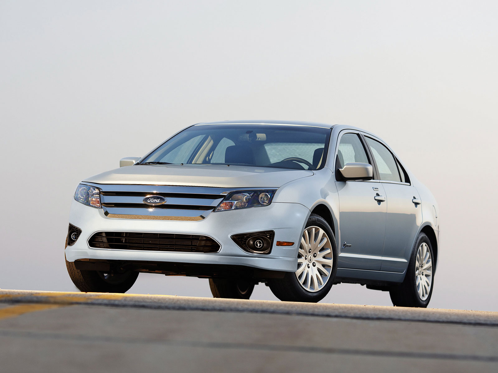 2010 Ford Fusion (c) Ford