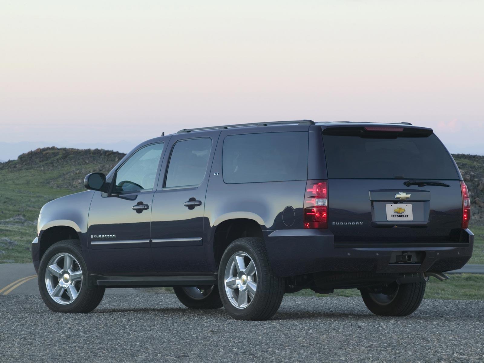 2007 2013 Chevrolet Suburban Autoguru Katalog At